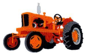 Antique Tractor D