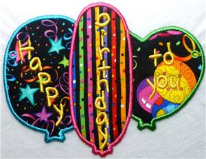 machine embroidery for special occasions