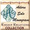 Adorn Solo Monogram