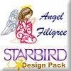 Angel Filigree Design Pack