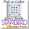 Pat-a-Cake Story Book Design Pack