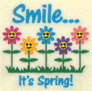 Smile... It's Spring!