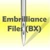 Heirloom Script for Embrilliance