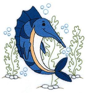 Adorable Billfish