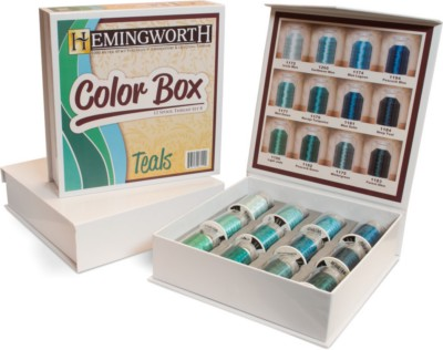 Hemingworth Color Box