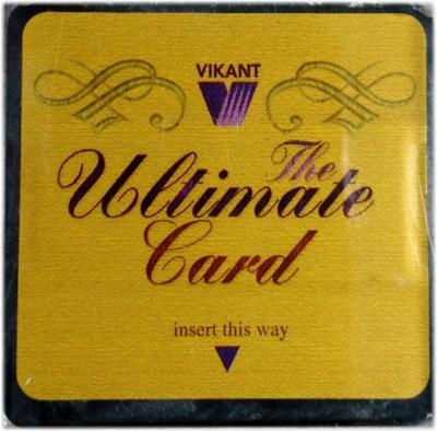 Vikant Ultimate Card Version I By Vikant