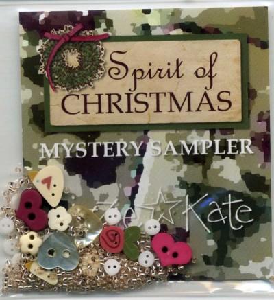 Spirit of Christmas Embellishment Pack