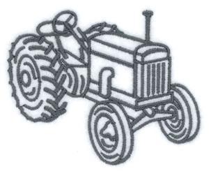 Machine Embroidery Designs Farming Ranching