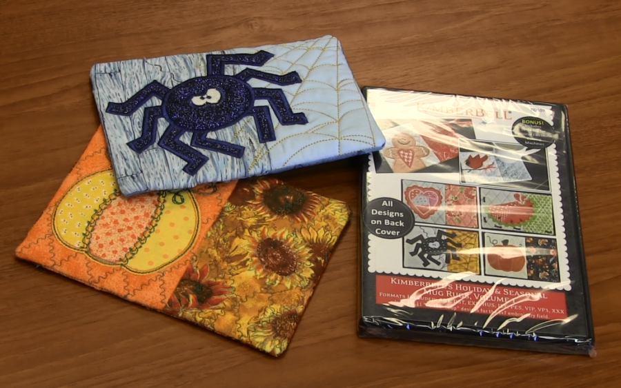 Machine Embroidery Demo October 23rd
