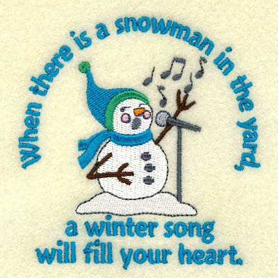 Winter Song Fill Your Heart