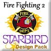 Fire Fighting 2 Design Pack