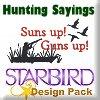 Hunting Sayings Design Pack
