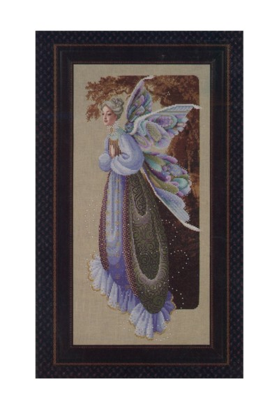 Fairy Grandmother Cross Stitch Pattern Embroidery Patterns By