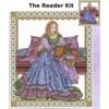 Image of The Reader Cross Stitch Kit