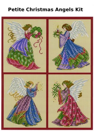 Christmas Spirit Angel By Joan Elliott Christmas Cross Stitch Chart