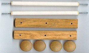 14-Inch American Dream Oak EZ Stitch Frame