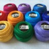 DMC Pearl Cotton Size 8