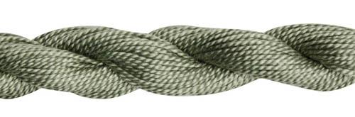 DMC Pearl Cotton Size 5 Color #3022 Medium Brown Gray
