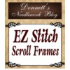 EZ Stitch Scroll Frame Video Blog