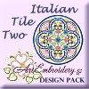 Image of Italian Tile 2
