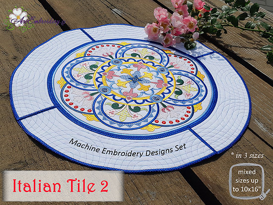 Italian Tile 2