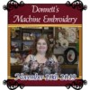 Image of Embroidery.com's Machine Embroidery Demo Video November 20th 2019