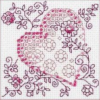 Valentine's Day Cross Stitch Kits