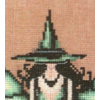 Wizard & Witch Cross Stitch Kits