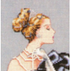 Lady Cross Stitch Kits