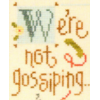 Saying Cross Stitch Kits