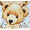 Teddy Bear Cross Stitch Kits