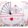 Announcement Embroidery Patterns