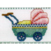 Birth Sampler Cross Stitch Patterns