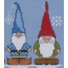 Gnome Cross Stitch Designs