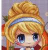 Queen & Princess Cross Stitch Patterns