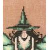 Wizard & Witch Cross Stitch Patterns category icon.