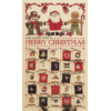Christmas Calendar Cross Stitch Patterns