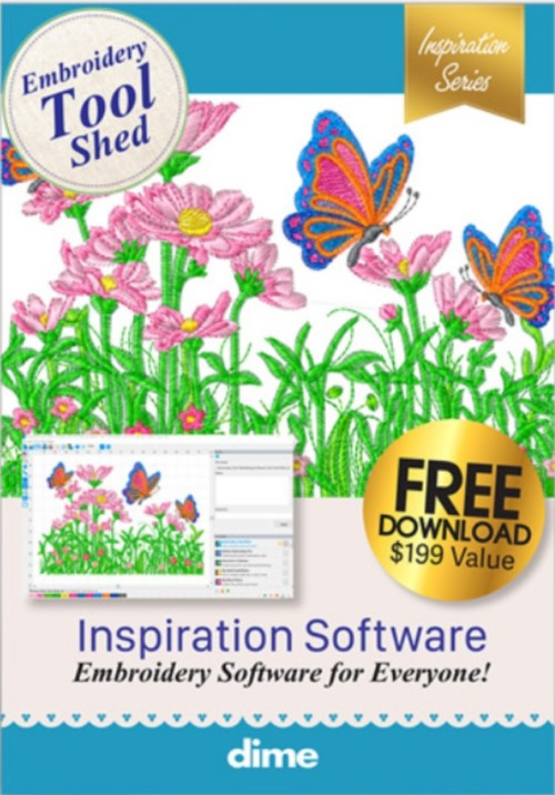 Embroidery Tool Shed
