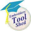 Image of Let's Learn Together: Embroidery Tool Shed