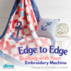 Edge to Edge Quilting with Eileen Roche and Ashley Jones