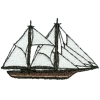Machine Embroidery Designs Ships Boats
