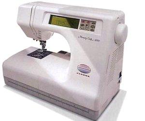 janome 5000 sewing machine
