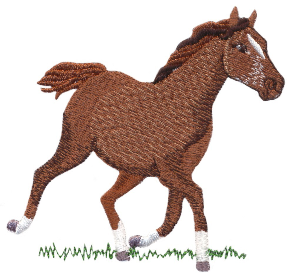 Horse Embroider Designs Free Embroidery Patterns