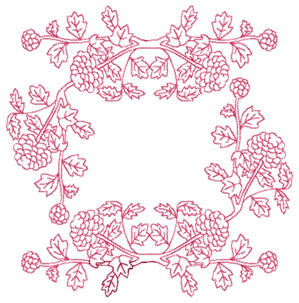 Embroidery patterns redwork free