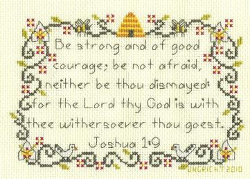 cross stitch for lds
