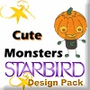 Cute Monsters Design Pack