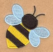Bear Robe Bee