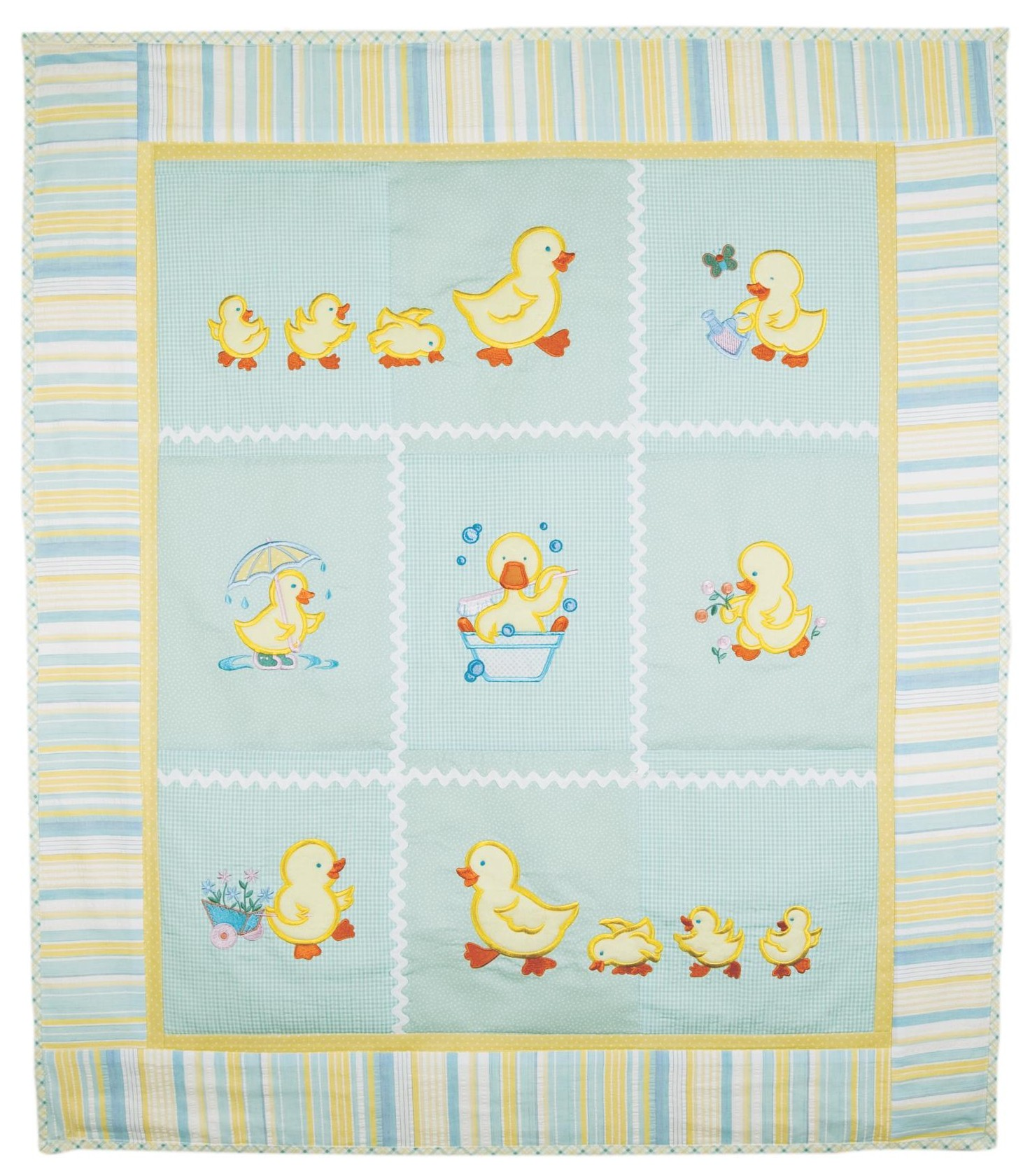 Baby Ducks Embroidery Design Collection By Anita Goodesign