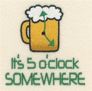 5 O'clock Beer