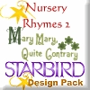 Nursery Rhymes 2 Design Pack